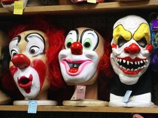 Wellington Police caution against 'clowning'
