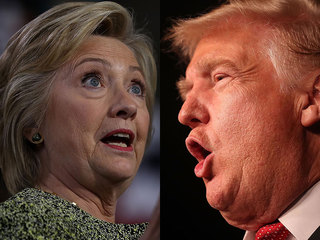 Clinton, Trump to meet separately with Israel PM