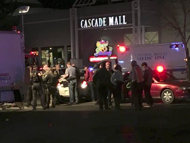 Authorities retrieve weapon from mall shooting