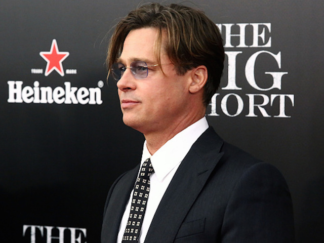 Brad Pitt Not Investigated for Child Abuse — LAPD