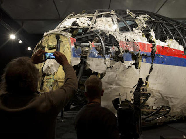 US backs report that Russian missile downed MH17