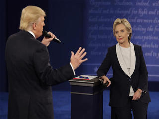 Watch: Highlights from presidential debates