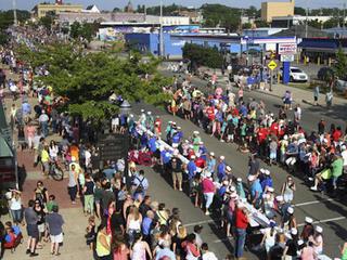 Michigan sundae sets world record