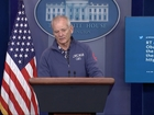 Bill Murray showed up at the White House