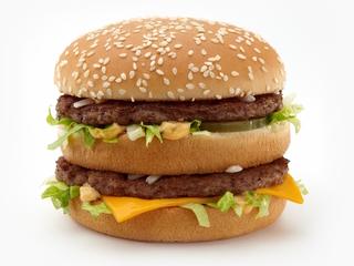McDonald's offers new, bigger Big Mac