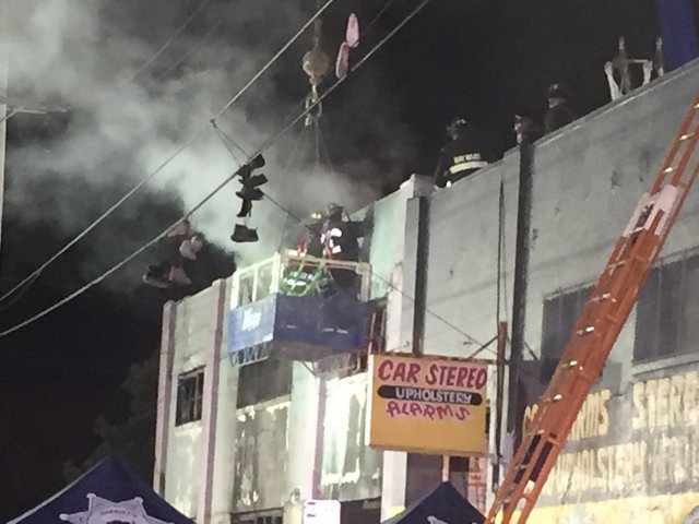 Death toll remains at 36 in Oakland fire