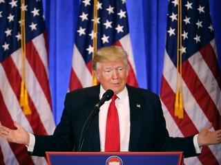 Trump takes aim at GOP tax plan, US dollar value