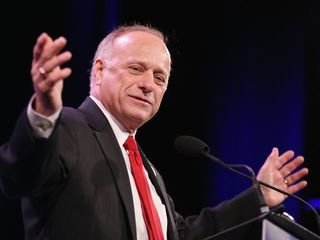 Rep. King says John Lewis doesn't contribute