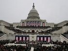 Timeline of inauguration events Friday