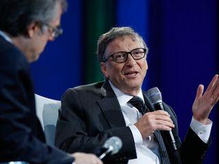 Bill Gates pitches robot tax