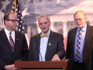 Bipartisan Congressional Cannabis Caucus formed