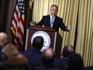 Pruitt tells EPA to 'avoid abuses'