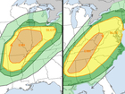 Severe storms as February ends, March begins
