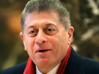 Fox News pulls Judge Napolitano of the air