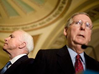 GOP Senate spat: Who's the 'stupid idiot'?