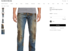 Nordstrom charges $425 for jeans that look muddy