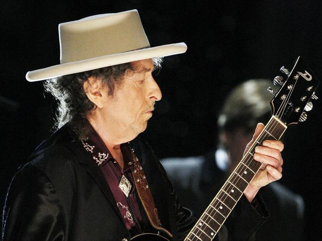 Bob Dylan Delivers Lecture for Nobel Prize in Literature