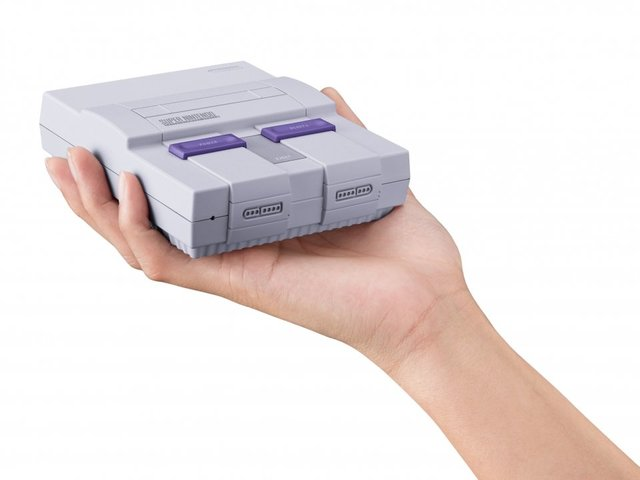 SNES Classic Is Coming This September