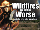 Wildfires are hitting closer to home