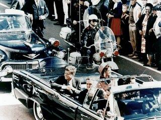 Trump approves release of JFK assassination docs