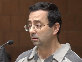 Dr. Larry Nassar pleads guilty to sexual assault