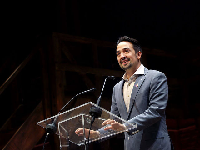 Lin-Manuel Miranda and Wife Expecting Second Child